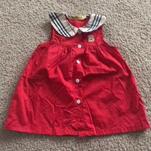 Other - little girls outfit size small -6months